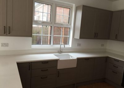 kitchen fitting birmngham - kitchen project moseley